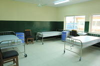 General ward 3 at the female ward of Epe General Hospital