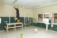 Work in progress 2 at the female ward of Epe General Hospital Lagos