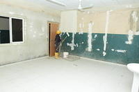 Work in progress 4 at the female ward of Epe General Hospital Lagos